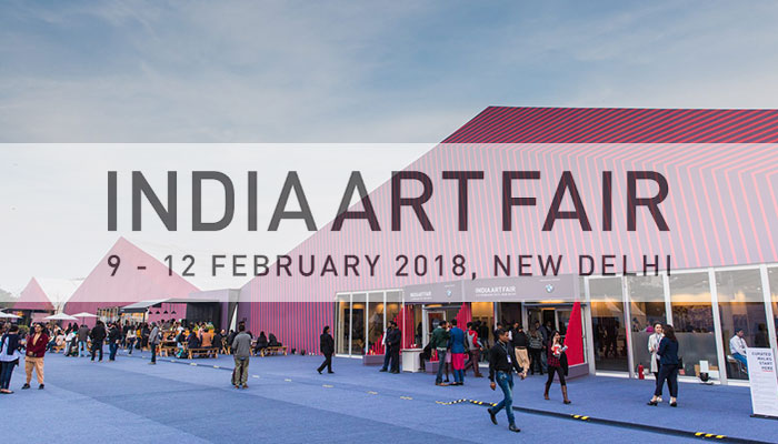 Burkhard von Harder | INDIA ART FAIR NEW DELHI 2018